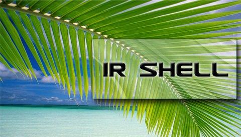 ir shell homebrew Irshell